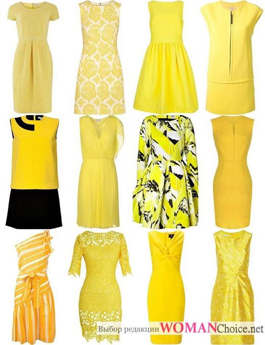Желтый цвет в интерьере кухни – идеи дизайна (1