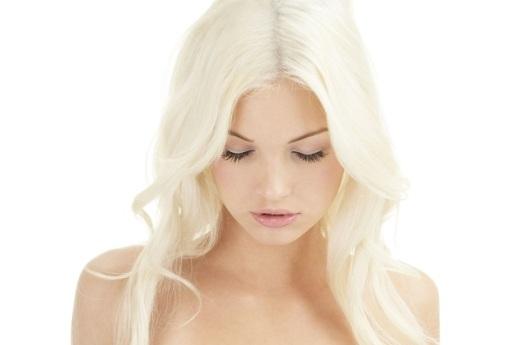 Белые волосы - 44 фото и идей окрашивания волос в белый цвет