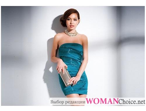Платье в стиле Голливуд