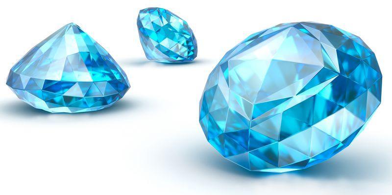 Ювелирный камень топаз