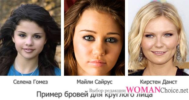 Селена Гомес, Майли Сайрус и Кирстен Данст