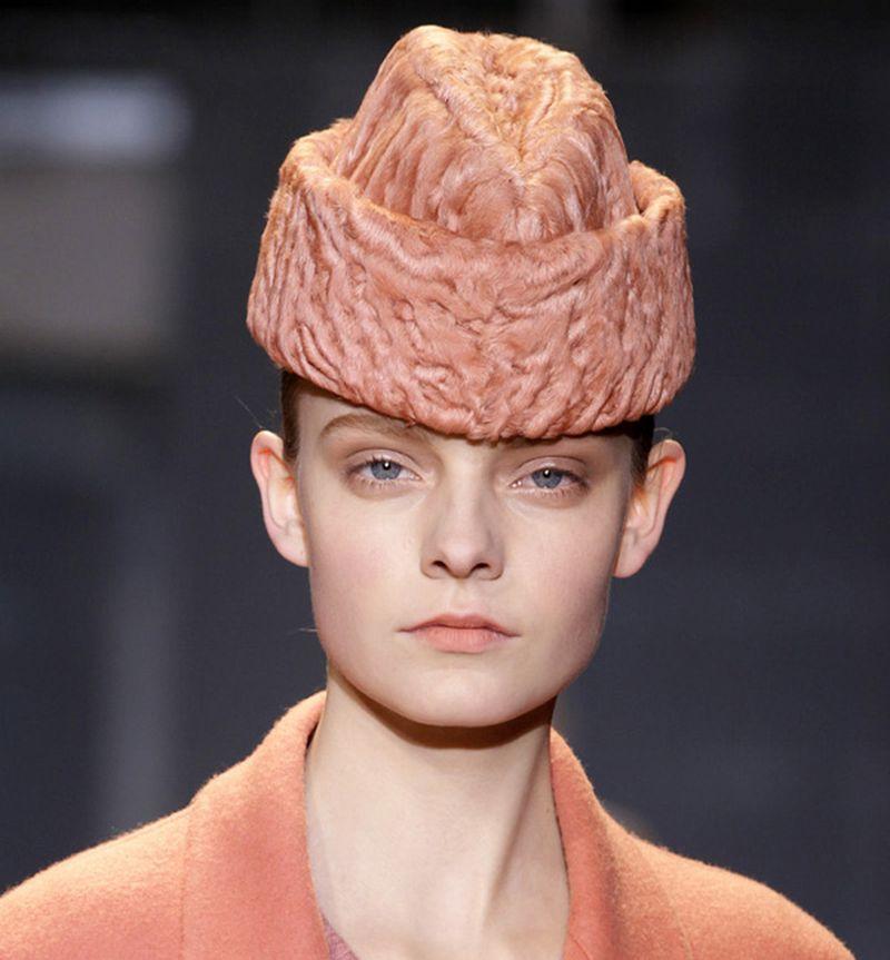 Шляпа-ток