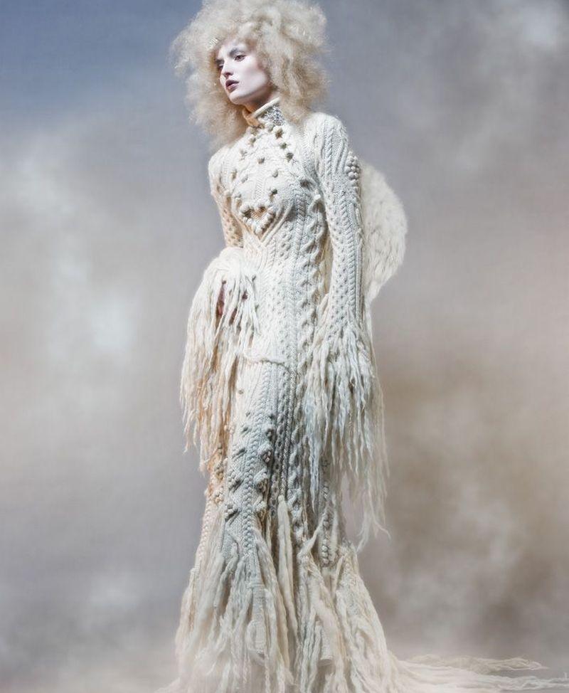 """Платье """"Ангел"""" Жан Поль Готье"""