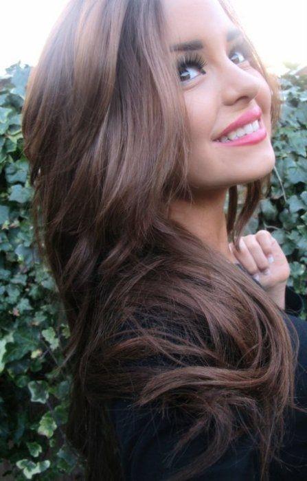 Светлые волосы с русым отливом