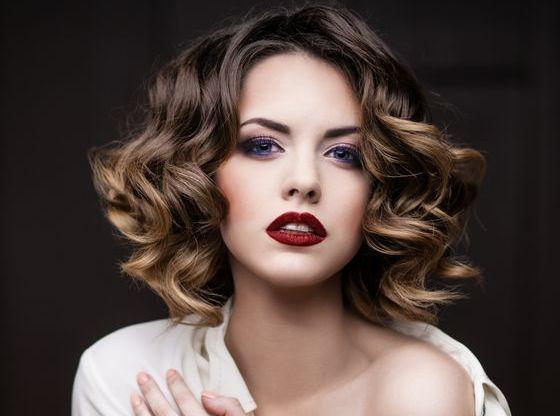 Окрашивание омбре для русых волос