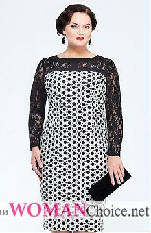 Платье в горошек - 50 фото платьев с гороховым принтом, советы как носить