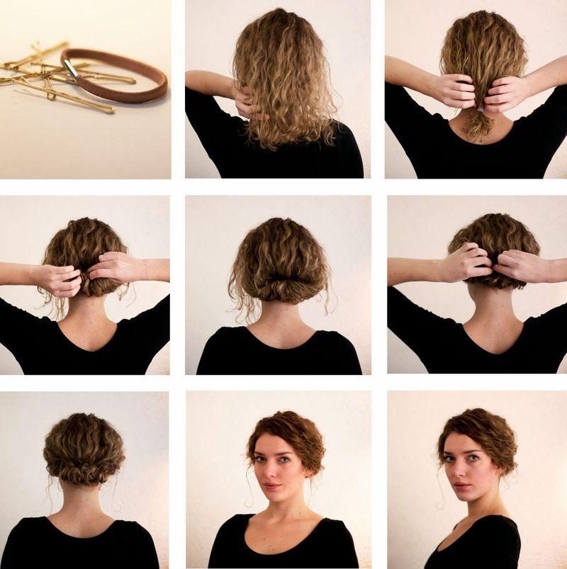 prostye-pricheski-na-korotkie-volosy-004 Идеи причесок на короткие волосы (фото)
