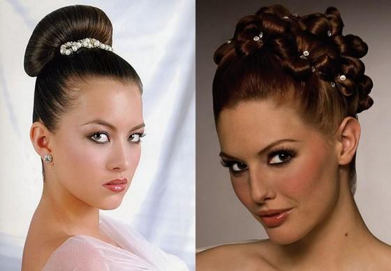svad-pricheski-sredn-volosy-5 Прически на средние волосы: 100 фото самых стильных укладок